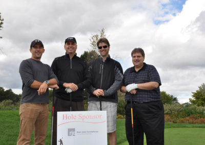 September 2012 – B&CRAO Golf Tournament
