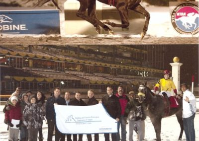 November 2014 AGM @ Woodbine Racetrack