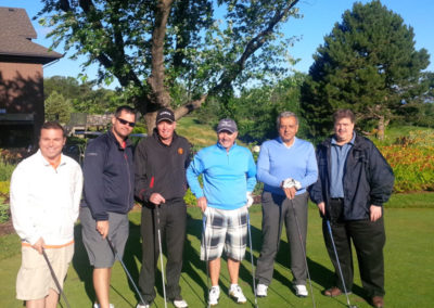 July 2013 B&CRAO Board Golf